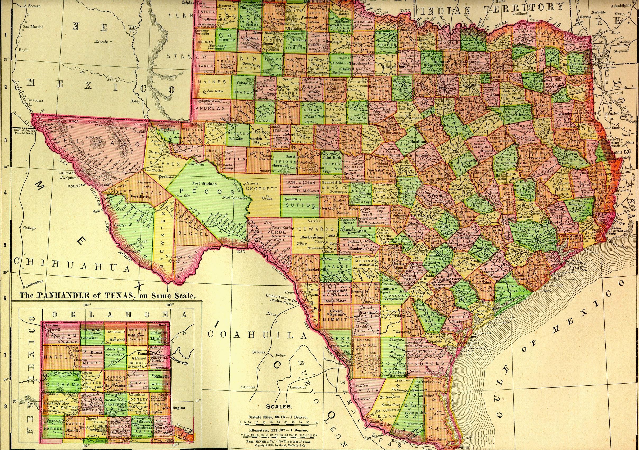 Maps - Maps of tx